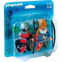 Playmobil Caballeros X2 Duo Pack Art.5166