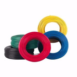Pack X 3 Rollos / 300mts De Cable Unipolar 6mm Electricidad