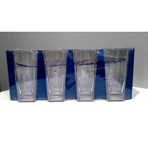Copo Translúcido Policarbonato Água/suco - Nauparts 4 Peças