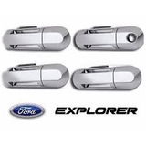 Kit Cromado Manillas Ford Explorer Sport Track