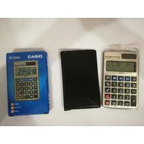 Calculadora Casio Modelo Dt-3000. 8digts. Al Mayor Y Detal