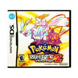 Pokemon White 2 + 649 Pokes Shinys - Nintendo Ds 2ds & 3ds