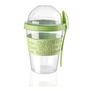 Vaso Para Yogurt Take N´go 600 Ml Titiz
