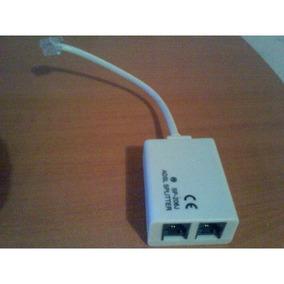 Micro Filtro Adsl Internet Banda Ancha Y Puntos De Venta