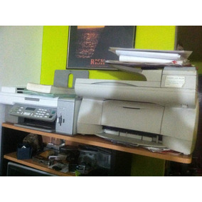 Lexmark X5470 Y Sharp Aj-5030 Impresora Multifuncional (5)