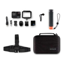 Gopro Hero 8 Black + Kit De Accesorios Aventura