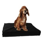 Funda Colchón Liso Antidesgarro 70x50x8 Mascotas Sin Relleno