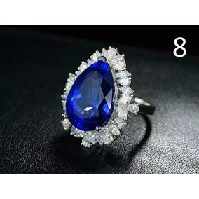 Aparador Azul Tiffany - Anéis com o melhor preço no Mercado Livre Brasil e51c011aac