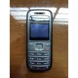 Celular Bom E Barato Nokia1208 Lanterna Pronta Entrega Já