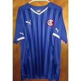 Camiseta De Independiente Puma Azul 2014. Nueva Y Original