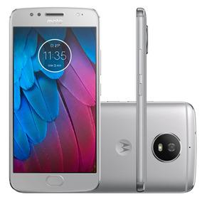 Smartphone Moto G5 S Xt1792 Prata - Dual Chip, 4g, 2gb Ram