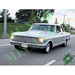 Manual Usuario Propietario Chevrolet Chevy Ii Nova 1963 Pdf