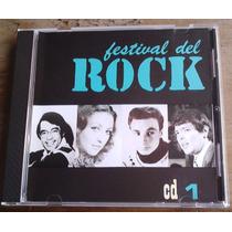Festival Del Rock Cd Vol 1 Los 4 Grandes. Rarisimo Op4