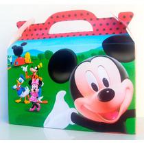 Cajita Mickey Mouse X15+15 De Minnie (pack X30)