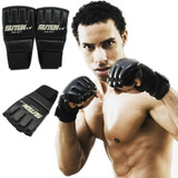 Guantes De Muay Thai, Mma, Sparring De Cuero Pu Training Gym