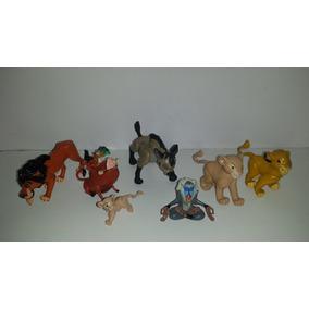 El Rey León 7 Figuras De Colección Applause Y Disney !!