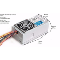 N12020 Fonte Atx Slim Seasonic 300w Hp, Dell, Ibm 4 Sata