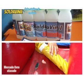 =kp1000 Lona Cola Soldavinil Brinquedos Inflavéis,kp1000,kit