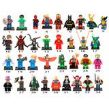 1 Figura Compatible Con Lego A Elegir Daredevil Deadpool