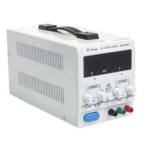 Fonte De Alimentação Dc 0-30v/0-5a/0-990ma Minipa Mps-3005a