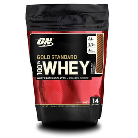 Gold Standard 100% Whey 1 Lb Double Rich Chocolate Proteína