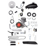 Super Kit Motor P/ Bicicleta Motorizada 80cc Frete Grátis