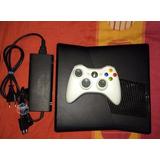 Xbox360 Slim 120gb Desbloqueada Rgh 7 Juegos
