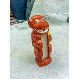 Pez Petz Grinz The Monkey Dispensador Serie 1 1990