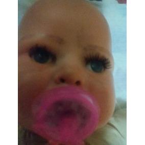 Boneca Bebê Rebon Antiga, Pronta Entrega