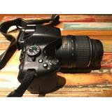 Camara Reflex Nikon D5100 Impecable