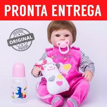 Bebe Reborn Larinha Mais Barata Do Mercado Livre Promoção!