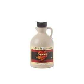Highland Sugarworks Jug 100% Puro Jarabe De Arce Grado A Osc