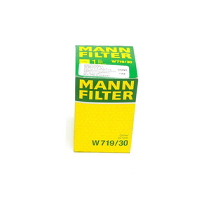 Filtro Aceite New Beetle & Cabrio 2007 2.0 Mann W719/30
