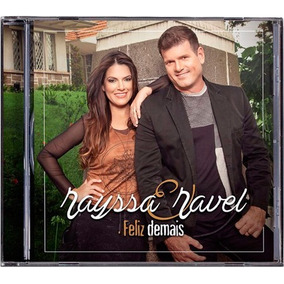 Cd Rayssa E Ravel Feliz Demais Lc89