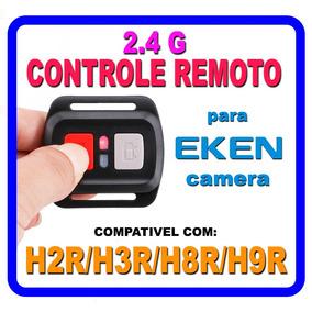Controle Remoto 2.4 G Para Cameras Eken - Bonito/ms