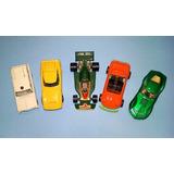 Lote 4 Autito Coleccion Auto Jet 1/64 / Consultar Individual