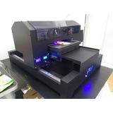 Impressora Uv Led Ph3050fx - Impressão Em Chinelos