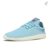 Tenis adidas Pharrell Williams Tennis Hu Ice Blue Originales