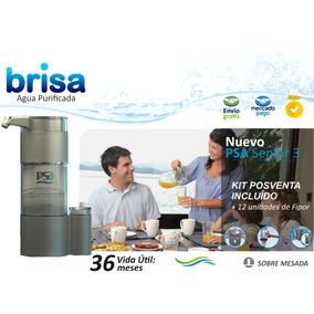 Psa Purificador De Agua Senior 3 + Kit Posventa + 12un Fipor