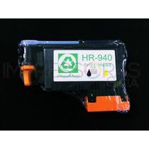 Cabeça De Impressão Hp 940 C4900a - Remanufaturada
