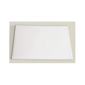 Tabua Placa Carne Polietileno Lisa 0,8x40x60cm Solrac