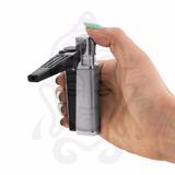 Pipa-encendedor 2 En 1, Rellenable, Con Compartimento Oculto