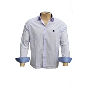 de4f364e975 Camisa Polo Lacoste Classic Manga Curta Masculino - Camisas Branco ...