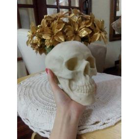Caveira/ Cranio Decorativa Tamanho Real