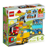 Dp Mis Primeros Vehículosy Camiones Lego - 10816