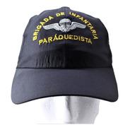 Boné Paraquedista Tactel Preto