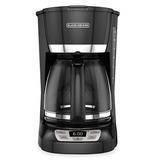 Cafetera Black And Deckerprogramable Cm1061b