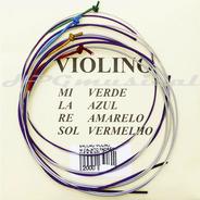 Encordoamento Violino 4/4 Mauro Calixto Padrão