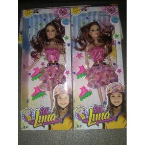 Muñeca Con Patines Soy Luna