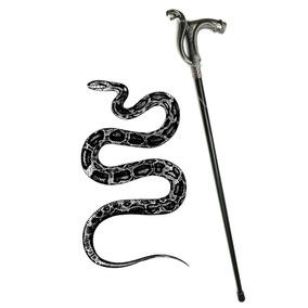 Bengala Espada Punhal Serpente Cobra Apoio 92cm